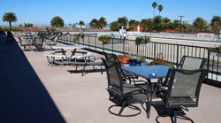 Sun Deck at La Corona Del Mar